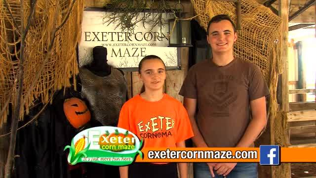 Exeter Corn Maze - Halloween Safety Tip (1) 2018