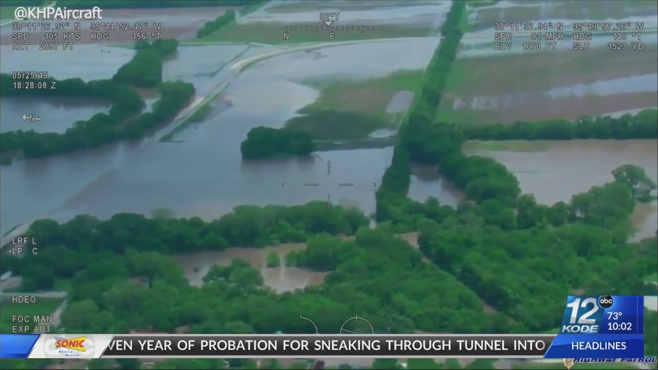 Kansas Highway Patrol gives new perspective on flooding in state