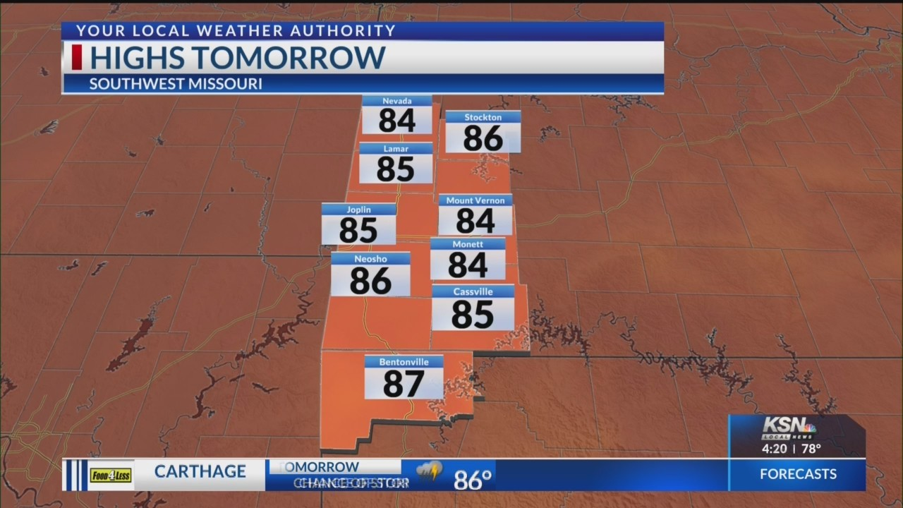 Regional Forecast 6-14-19