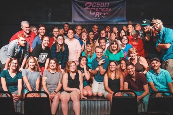 Tucson Improv Movement Cast