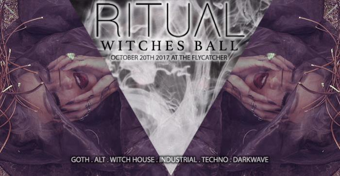 Ritual Witches Ball Event Photo courtesy of The Flycatcher.