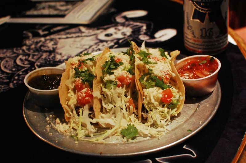 Mom's Tacos at The Surly Wench on Fourth Avenue (credit: The Surly Wench)
