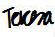 teresas signature