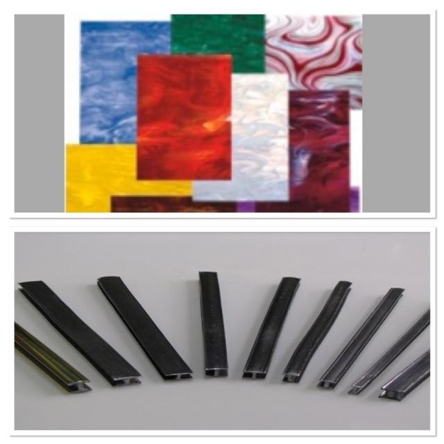 spectrumglas loodprofielen