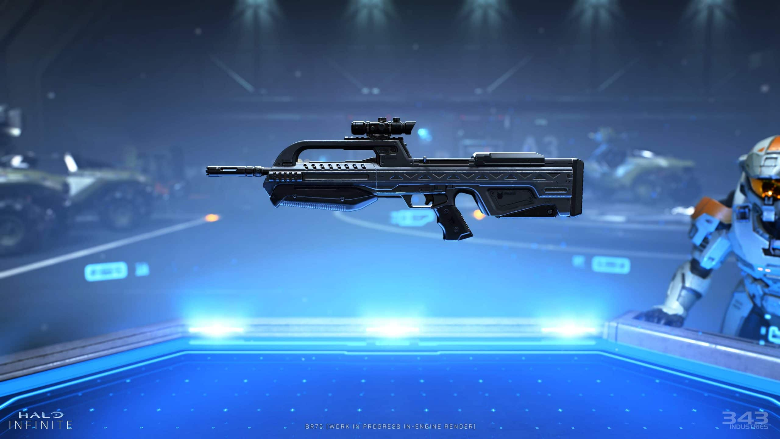 Halo Infinite's Equipment Will Be A Force Multiplier In Combat