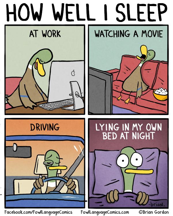 Image result for sleep comic