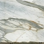 Calacatta Gold Select Marble Slab White Polished Italy Fox Marble