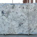 Alaska White Granite Slab Polished White Brazil Fox Marble