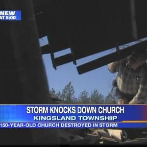 Kingsland Township church destroyed_-2616676974156100840