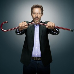 Hugh Laurie as Dr. Gregory House_8638454115076686568