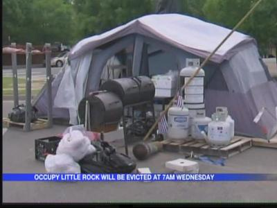 Occupy planning legal action against City of Little Rock_4552162232024452564