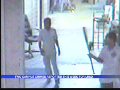 Two crimes in one week for LRSD_4132468464444064687
