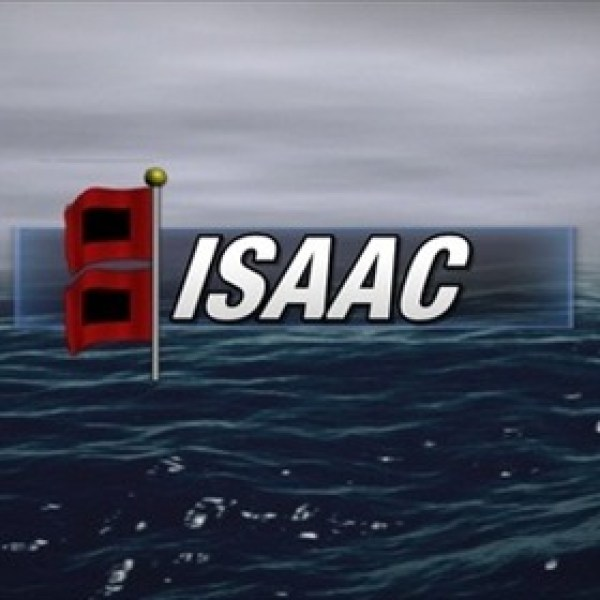 Tropical Depression Isaac_1387070256672231332