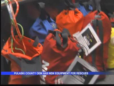 Pulaski County OEM shows off new rescue equipment_-1301554101687924671