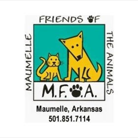 Maumelle Friends of the Animals Logo_-7470286524864511755
