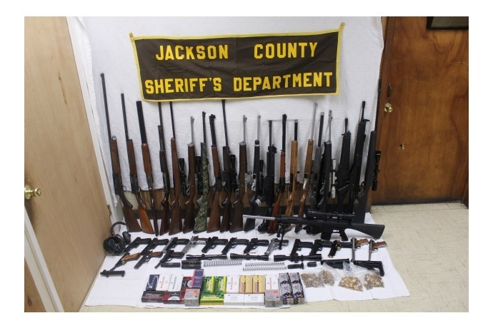 Newport Illegal Weapons Seized_7599101523640863040