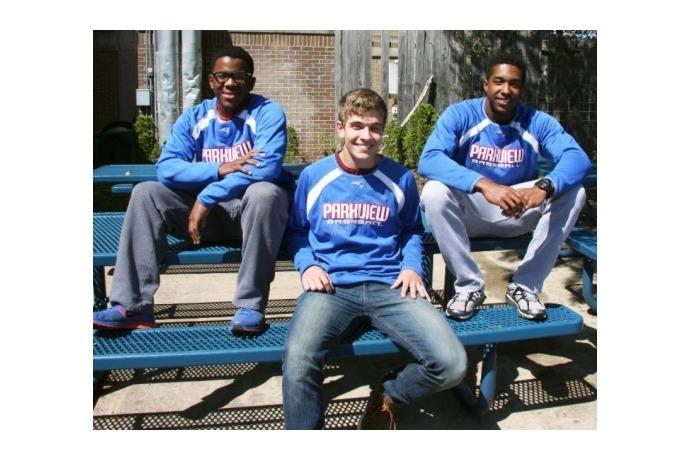 Derrick Flowers, Cole Jenkins, Evan Johnson of Parkview High_-5328178806581476161