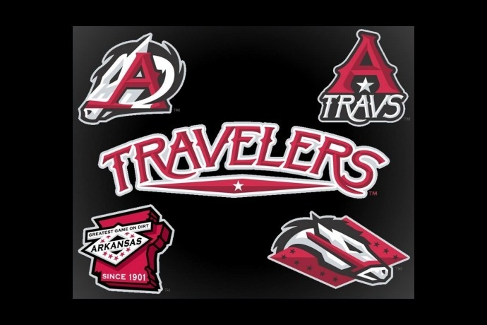 Arkansas Travelers New 2014 Logos_-6787080081420824865
