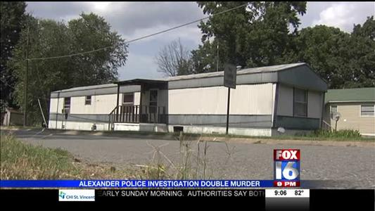 Alexander Police Investigating Double Murder_4355492557180914095