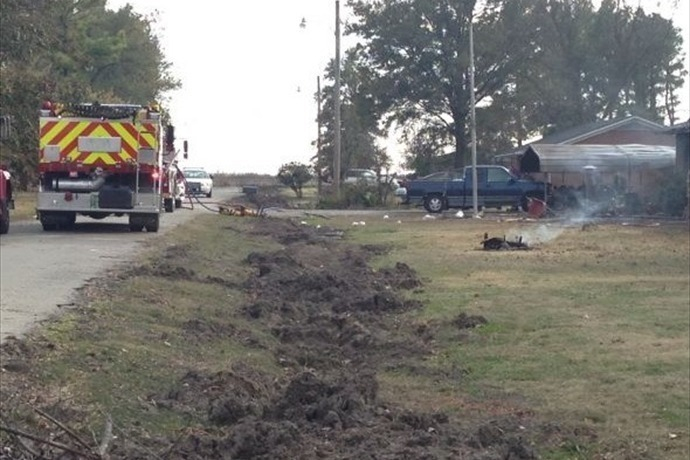 Mississippi County Explosion in Keiser_7495598303546524567