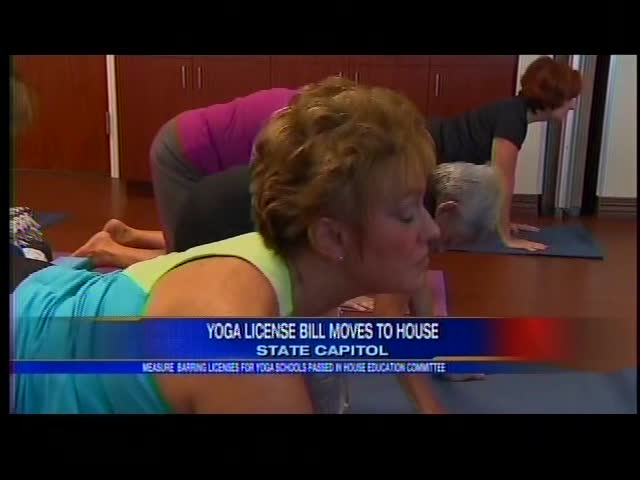 Yoga Instruction Schools Licensing Bill To Be Taken To Hous_-1360264019066994314