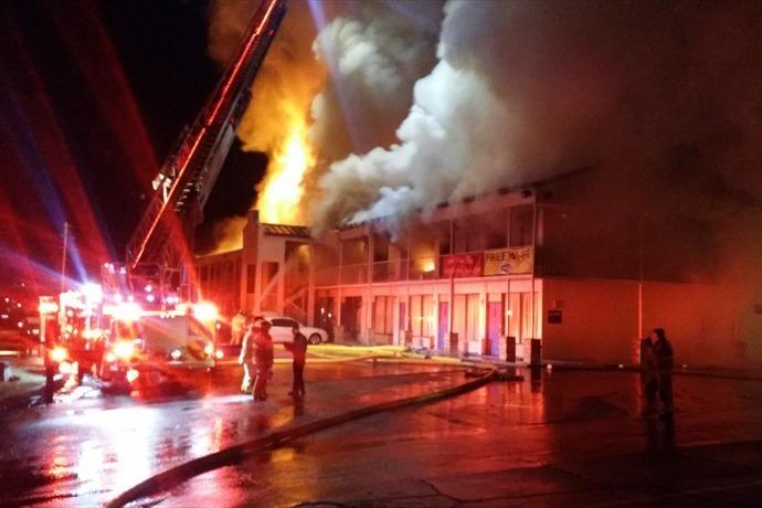 Van Buren Motel 6 fire on Feb. 19_-7538039112333242473