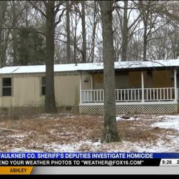Faulkner Co. Authorities Investigate Homicide_6278885584921445881