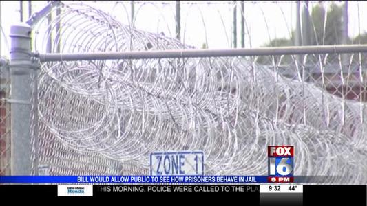 Bill Would Allow Prison Records to Be Public_-8732396753665373001