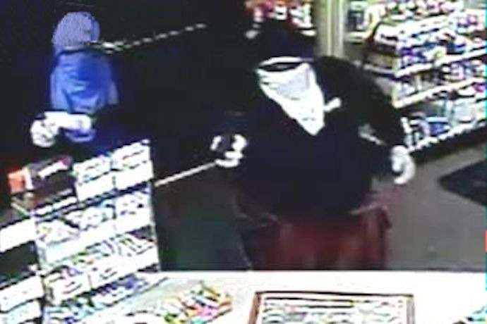 Suspects in Doublebee's Exxon robbery on N. Van Buren in Little Rock._-7329835414666065566