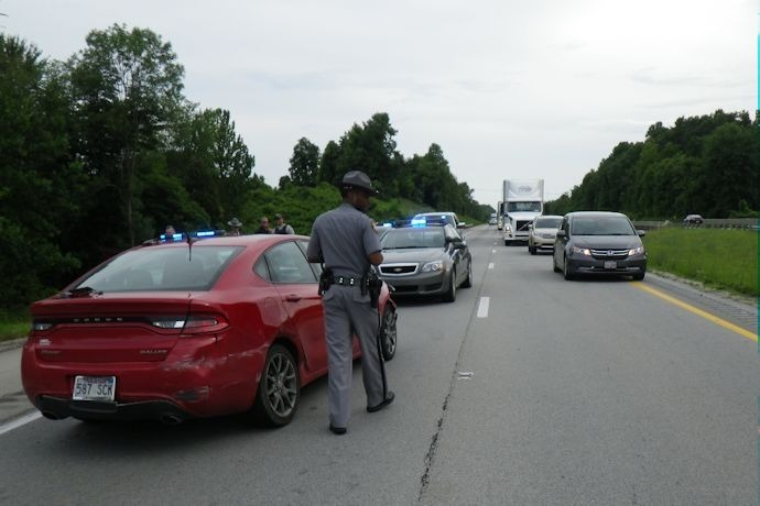 Kentucky High Speed Chase Ends, Arkansas Man Arrested_-2327263629964587676