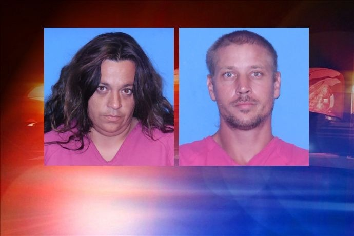 Rebecca Coco, 39, and  Chester Smart, 35, both of Beebe.  _-10819609722531923