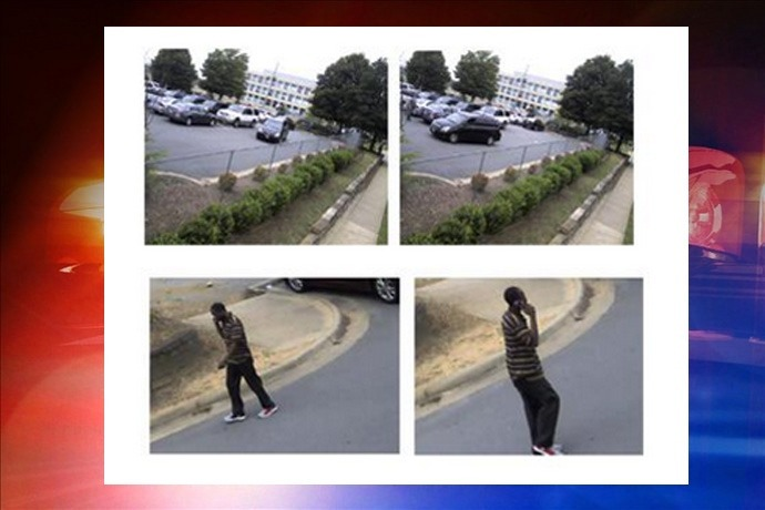 Little Rock Police Search for Suspect who stole a vehicle from North Hughes Street _-882393062355546198