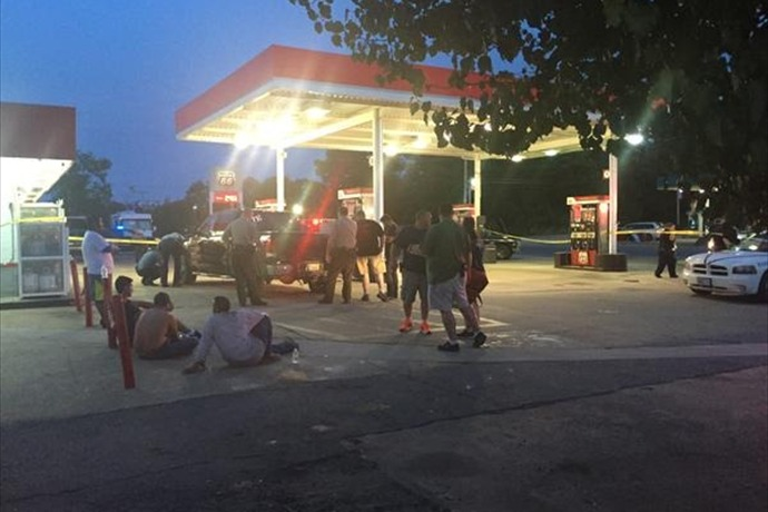 Phillips 66 Maumelle Shooting_-7035969859892131081