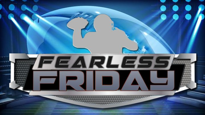 Fearless Friday 2016