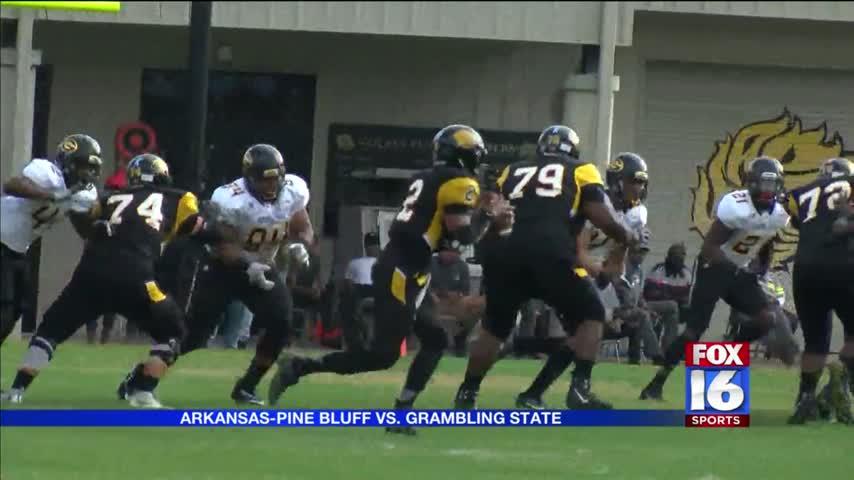 UAPB vs. Grambling State