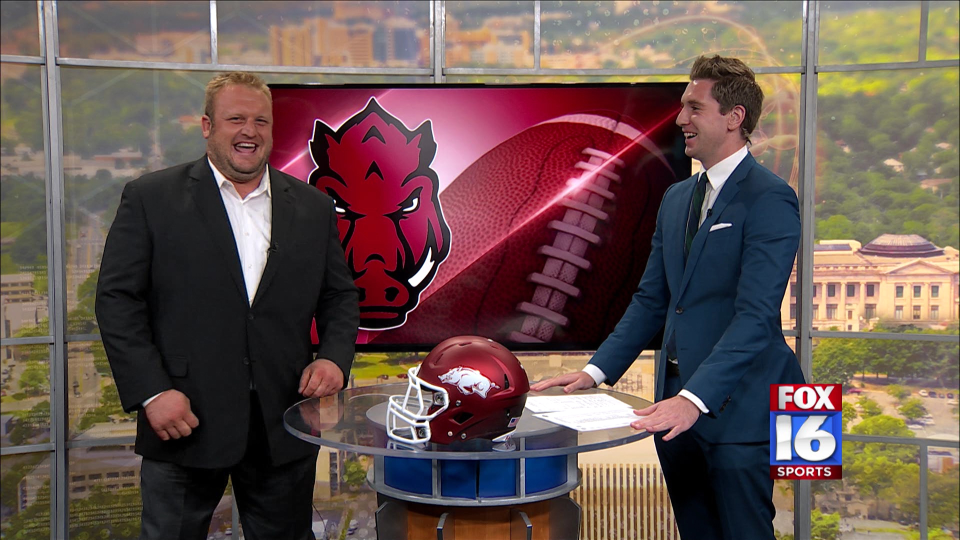 Former Razorback Mitch Petrus Breaks Down Hogs' Win Over Eastern Illinois