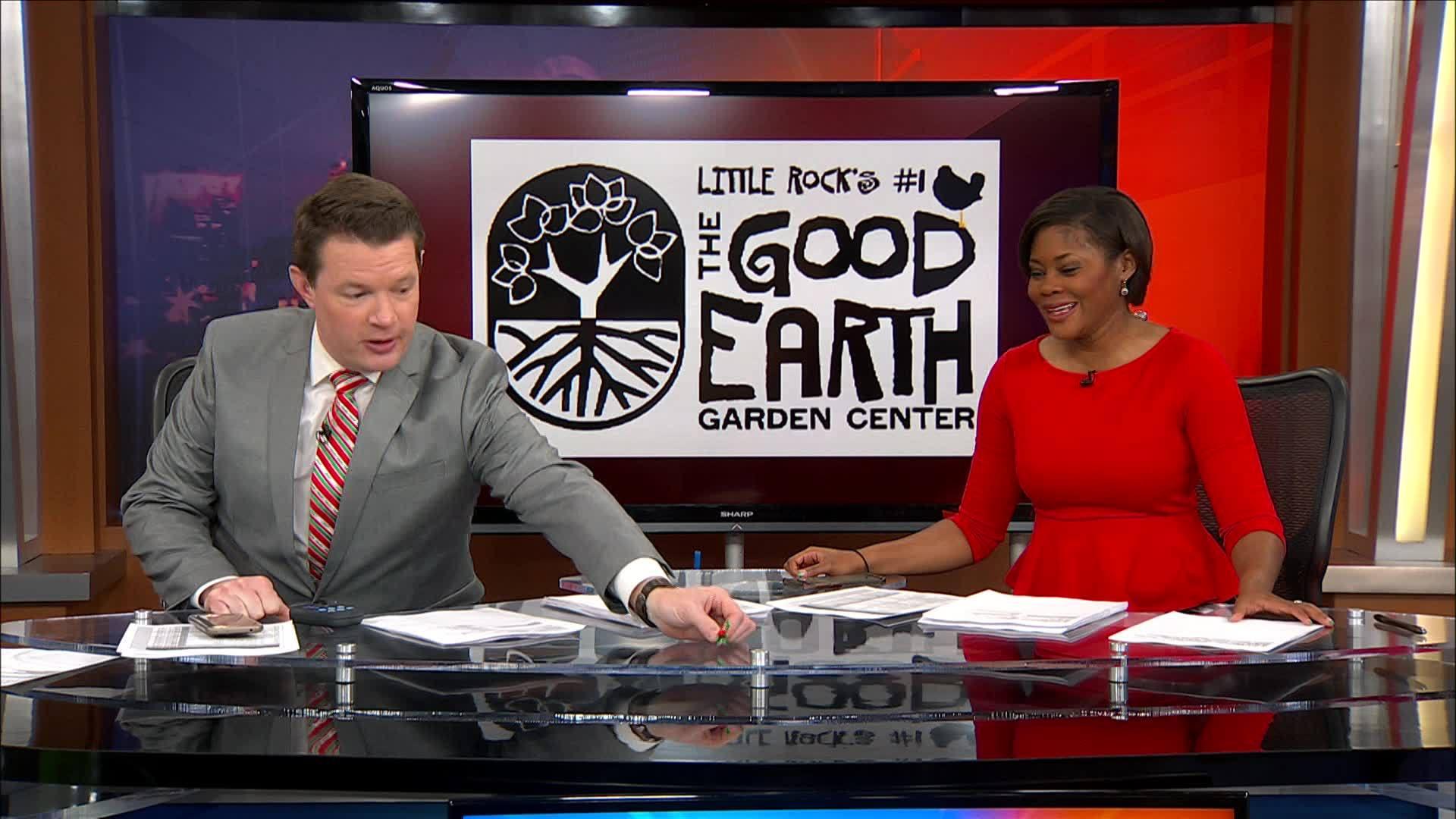 Good Earth Garden Center: 12-13-2018 pt. 1