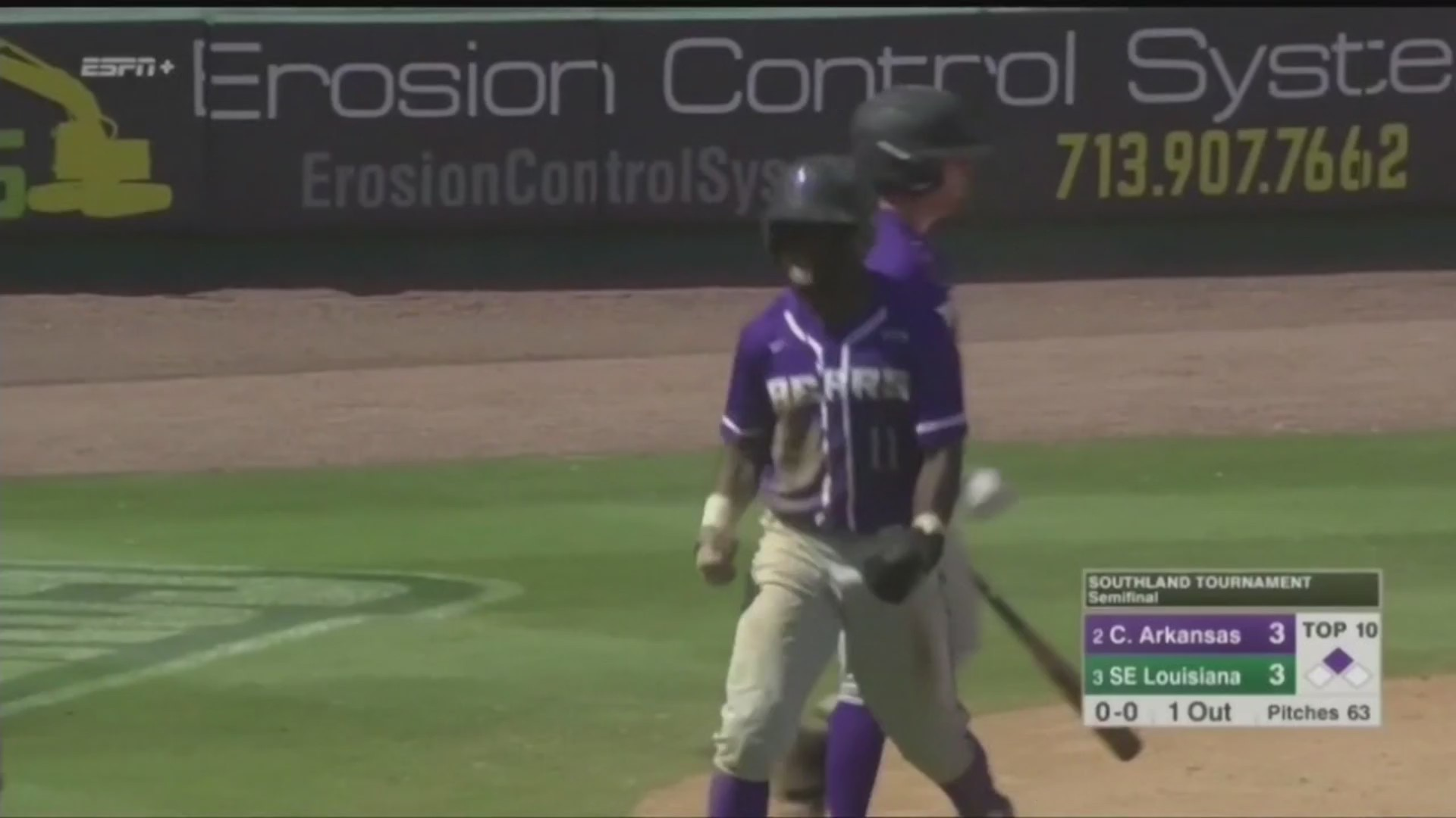 UCA Baseball Reflects on a Great Season