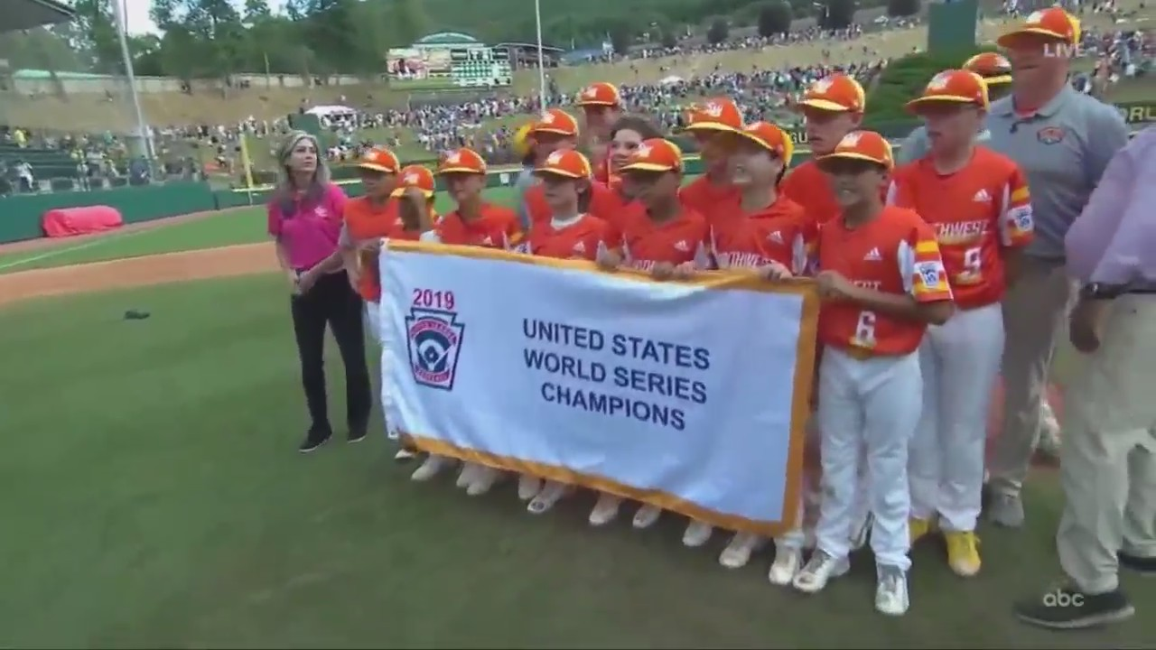 Little League World Series | KLRT - FOX16 com