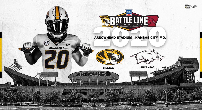 Mizzou-Arkansas to play at Arrowhead Stadium in 2020 | KLRT