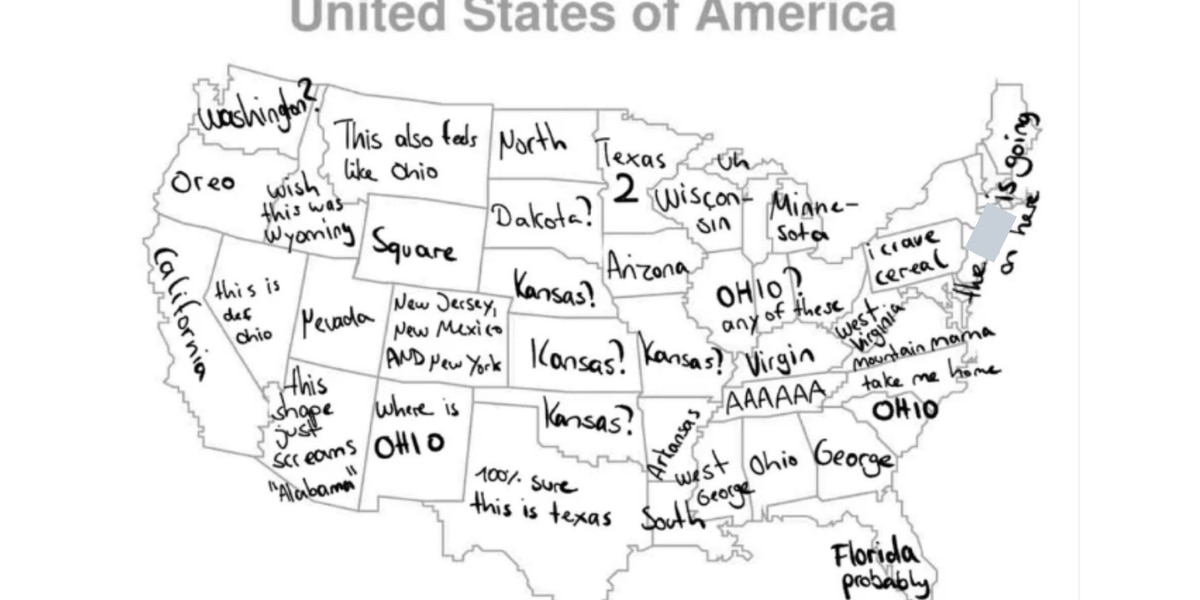 Where Is Ohio Trends On Twitter After German Man Can T Pinpoint It On Map Of The Us