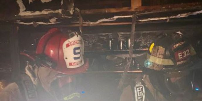 10 displaced after fire at Hartwell apartment complex (image)