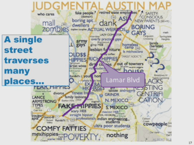 Austin city staffer on leave after using \'judgmental\' map in ...