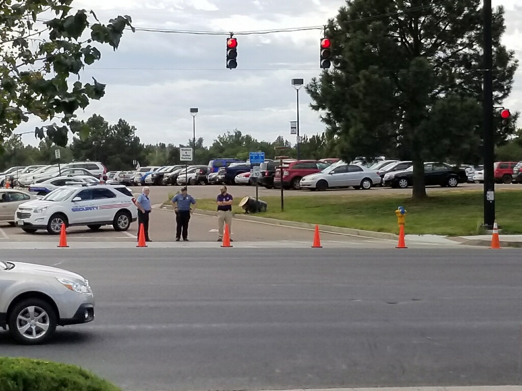 Two students were injured in a shooting across the street from Doherty High School on September 22. _ Trent Golden - FOX21 News_316374