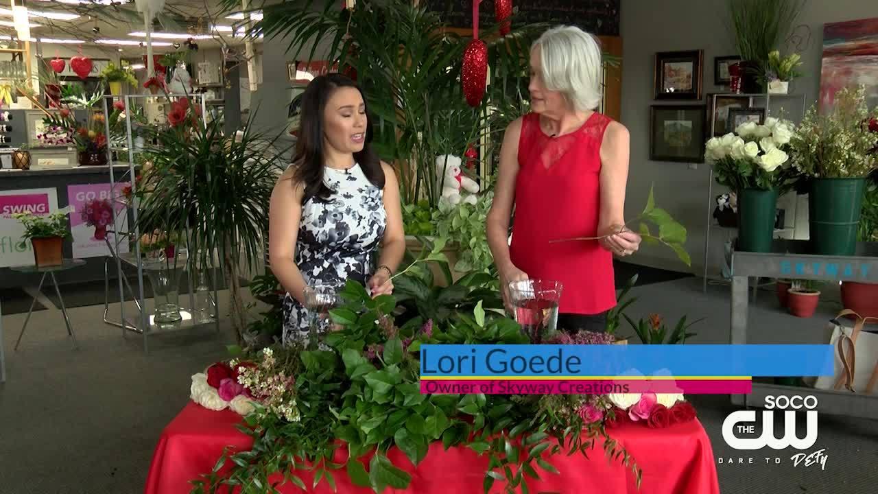 Challenge Christina: Valentine's Day Flowers