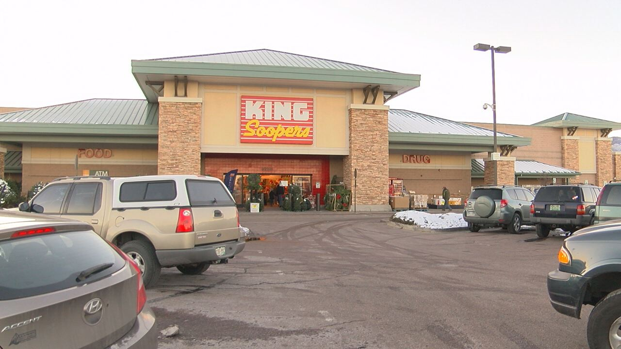 A King Soopers in Colorado Springs. _ FOX21 News file photo_126338