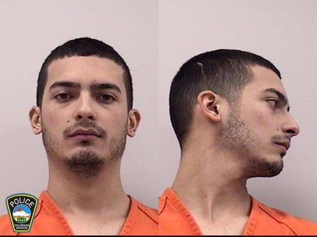 Ian Rodriguez Colorado Springs Police Department