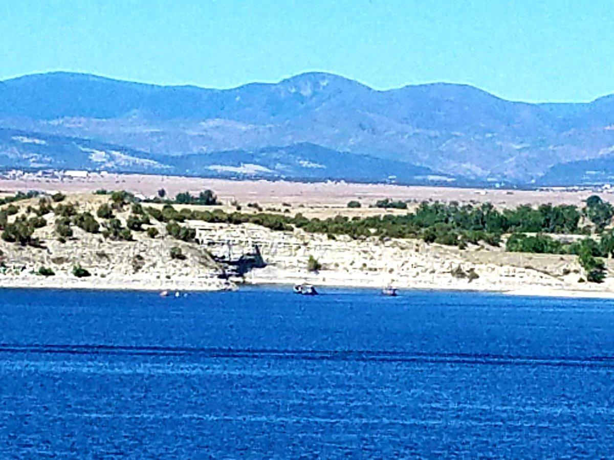 lake Pueblo missing man search
