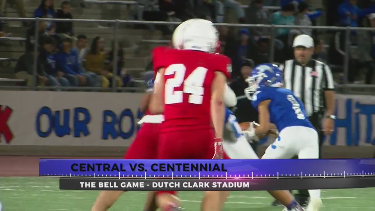 The Bell Game: Central vs. Centennial