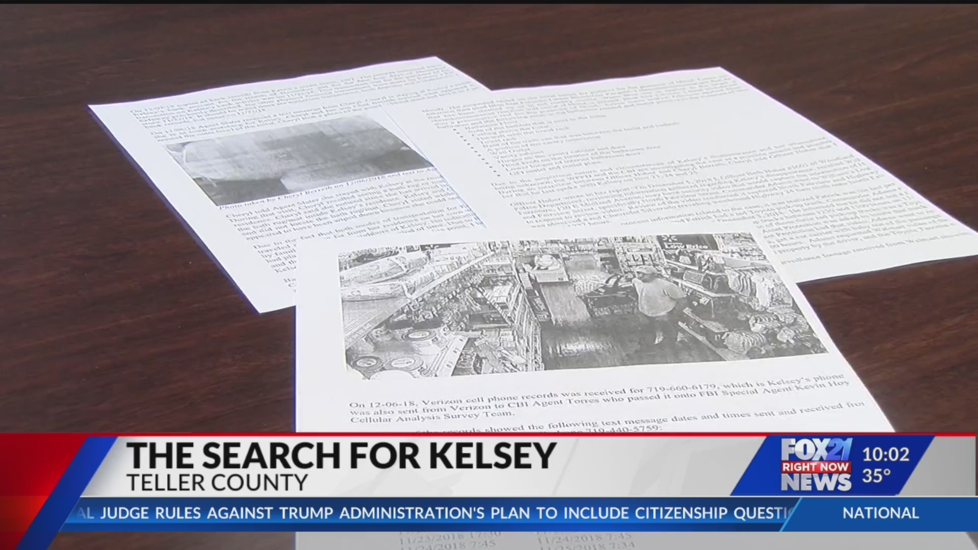 Court releases search warrants in Kelsey Berreth investigation